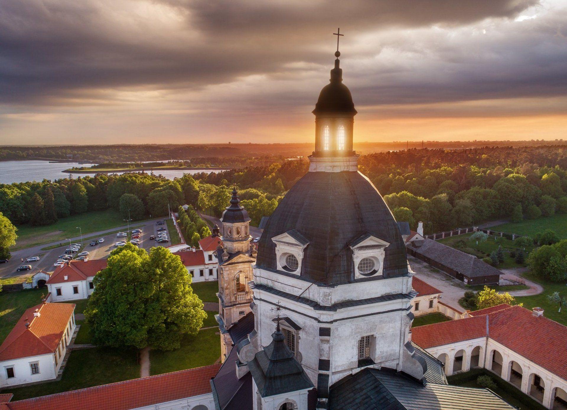 Pažaislio bažnyčios ir vienuolyno ansamblis