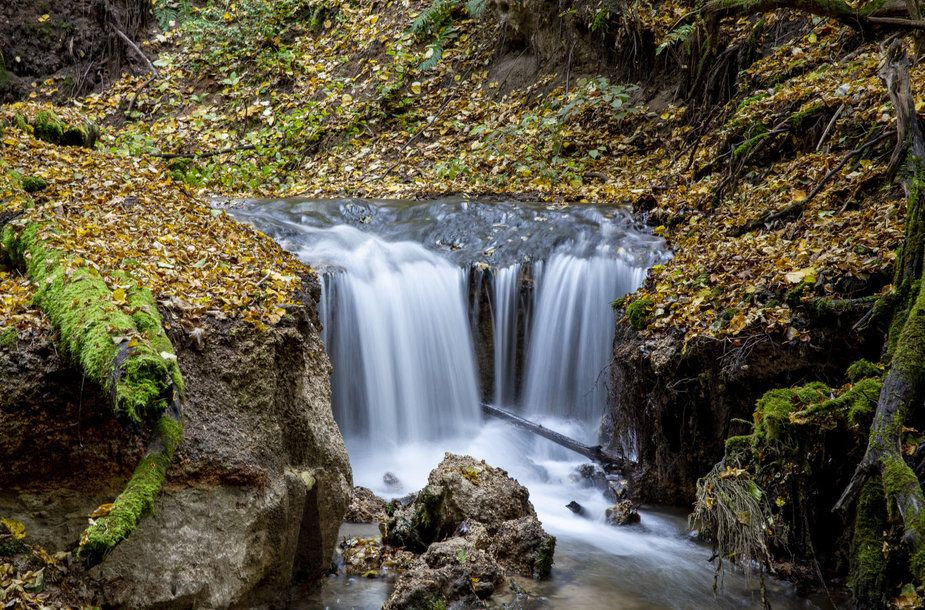 Vilsos upelio kriokliai
