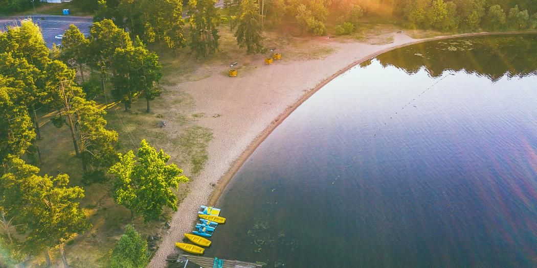 Kauno marių paplūdimiai