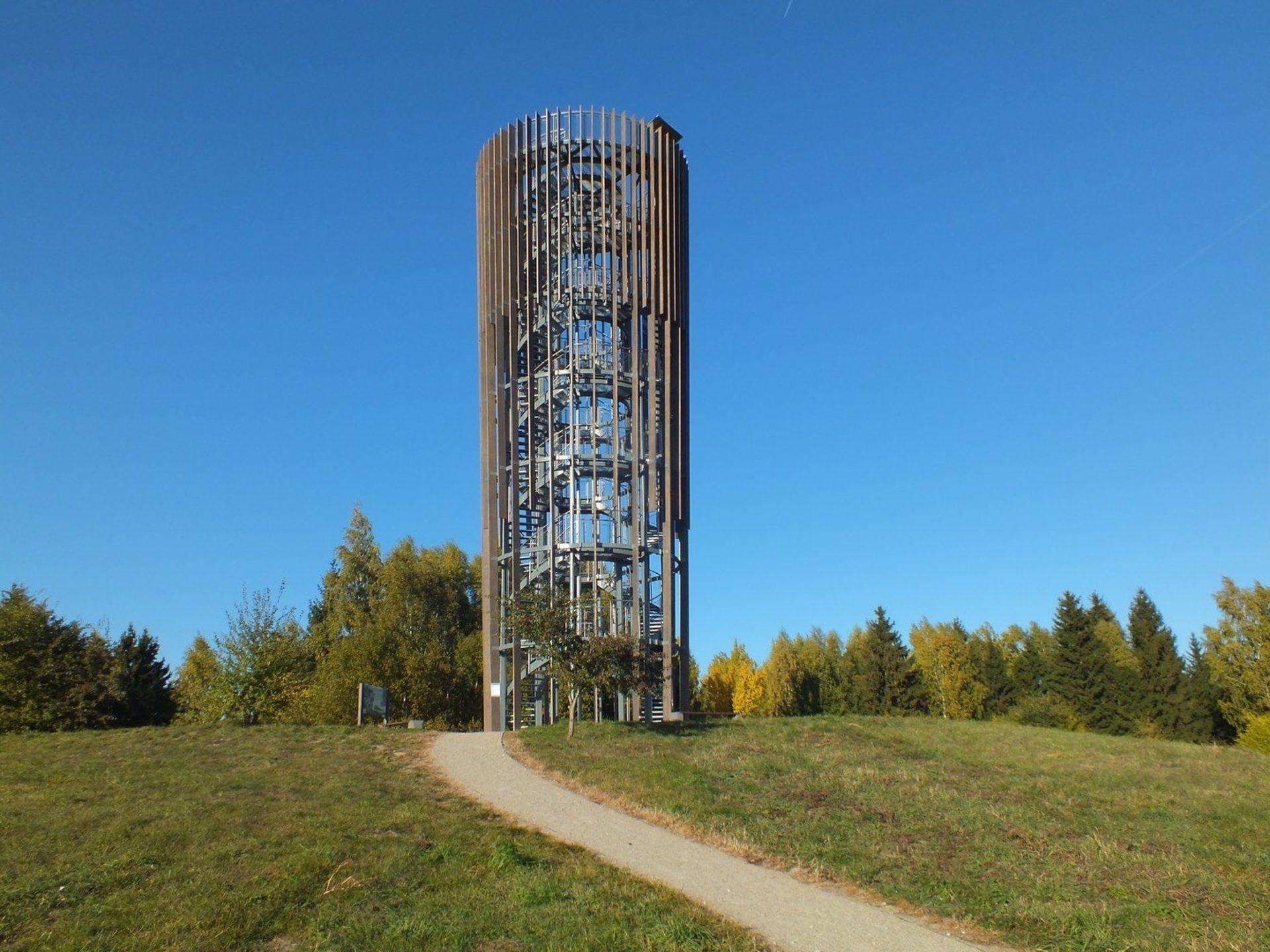 Šiaulės apžvalgos bokštas