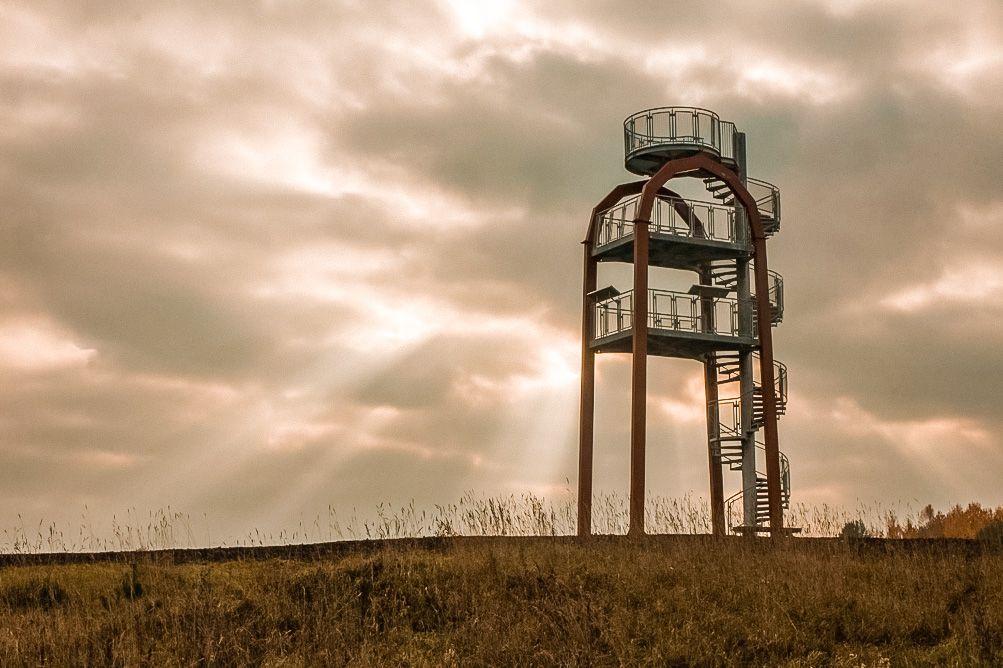 Sirvėtos apžvalgos bokštas