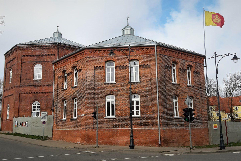 Klaipėdos dujų fabrikas