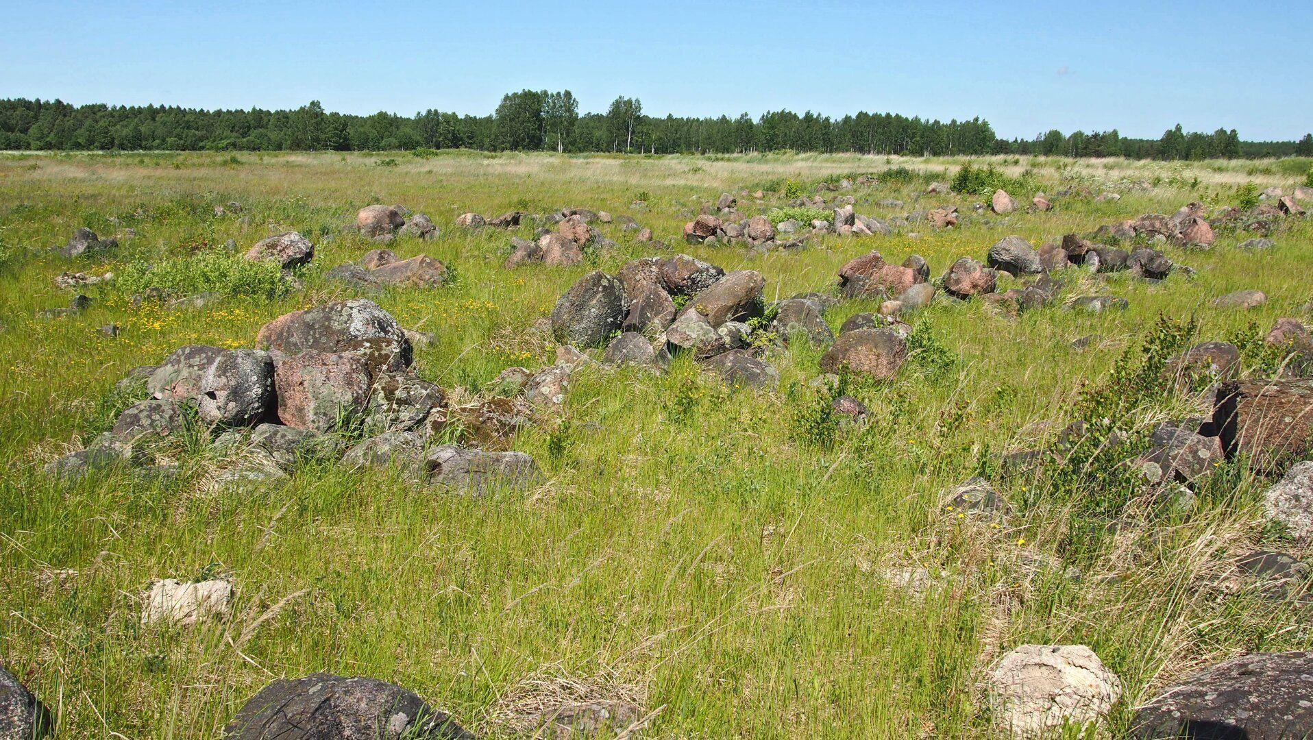 Kulalių skaldyklos akmenynas
