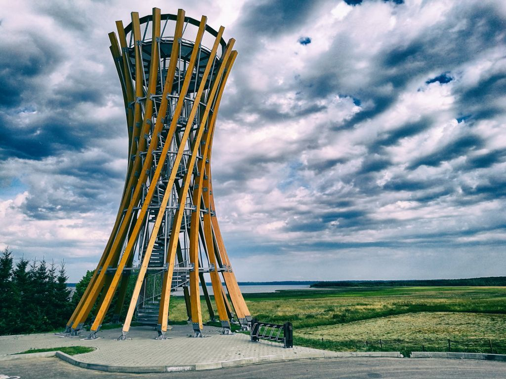 Metelių apžvalgos bokštas