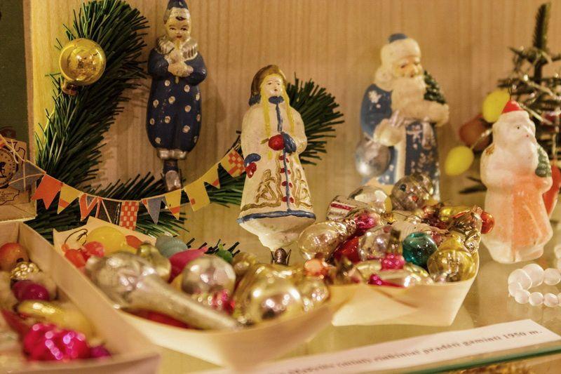 Kalėdinių žaisliukų muziejus
