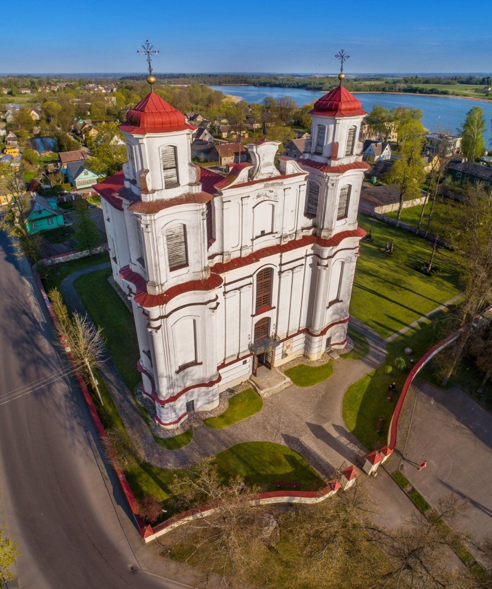 Jiezno šv. Arkangelo Mykolo ir Jono krikštytojo bažnyčia