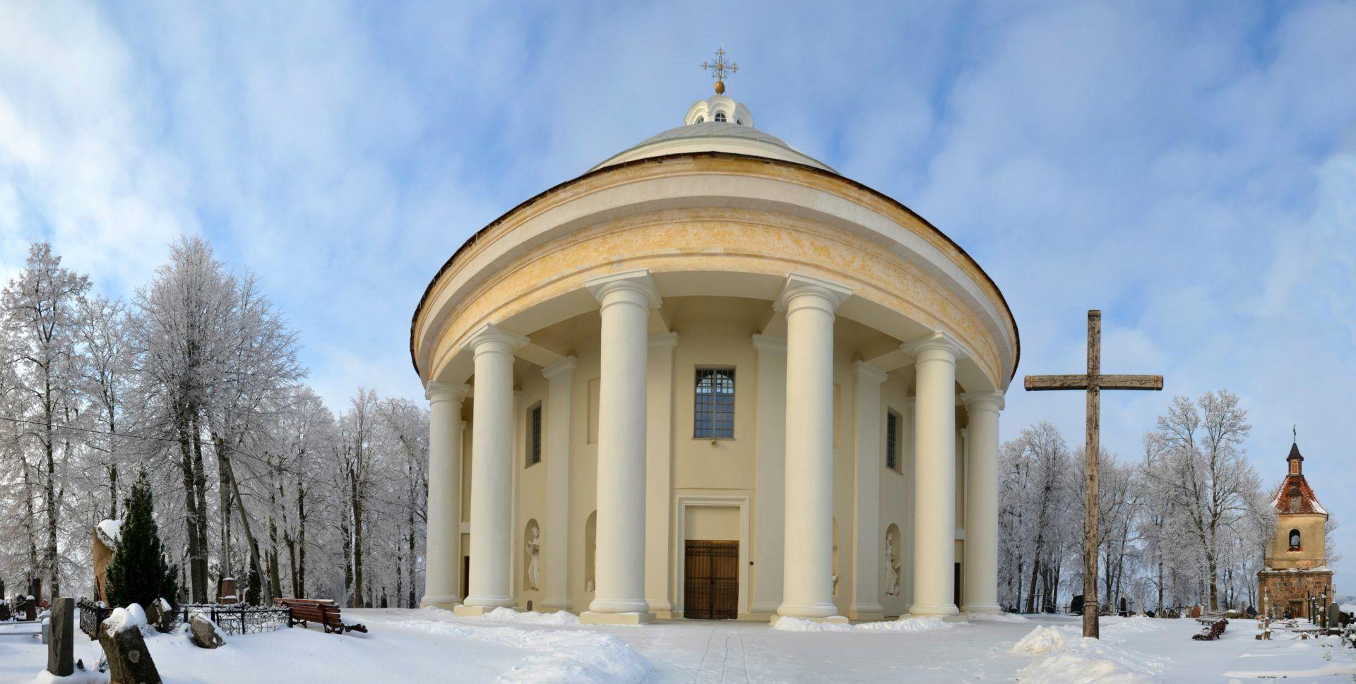 Sudervės Švč. Trejybės bažnyčia