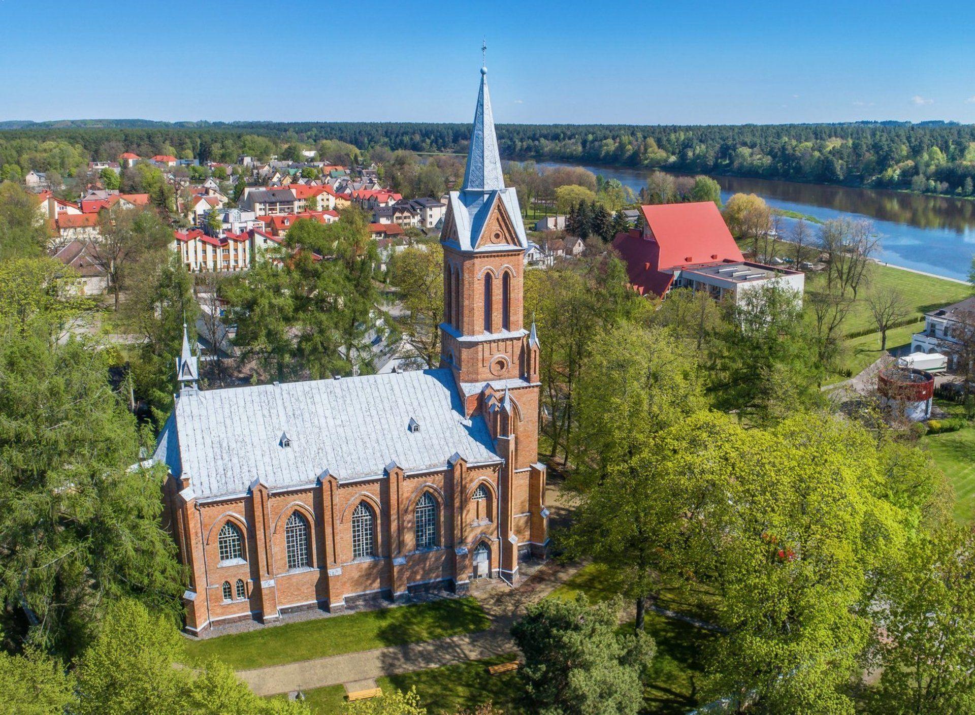 Birštono šv. Antano Paduviečio bažnyčia