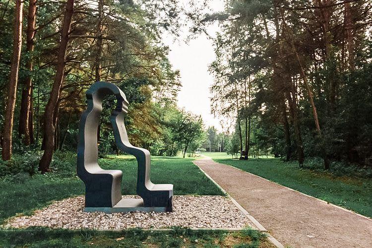Antakalnio suoliukų-skulptūrų parkas