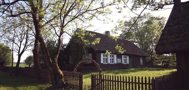Rusnės etnografinė sodyba-muziejus