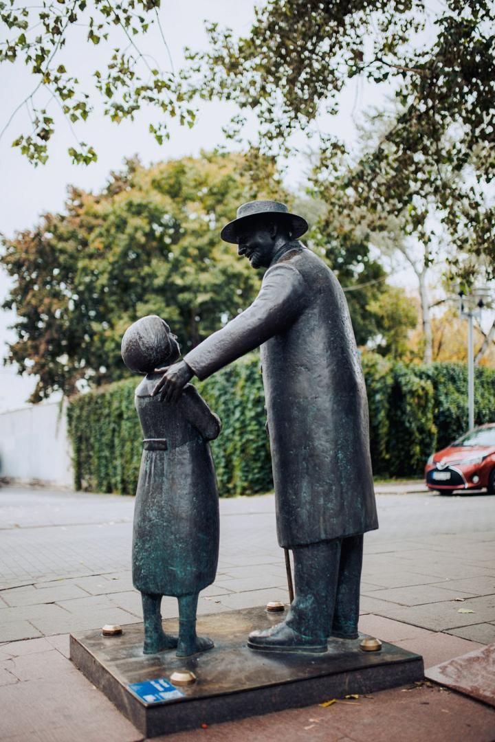 Skulptūra Cemachui Šabadui