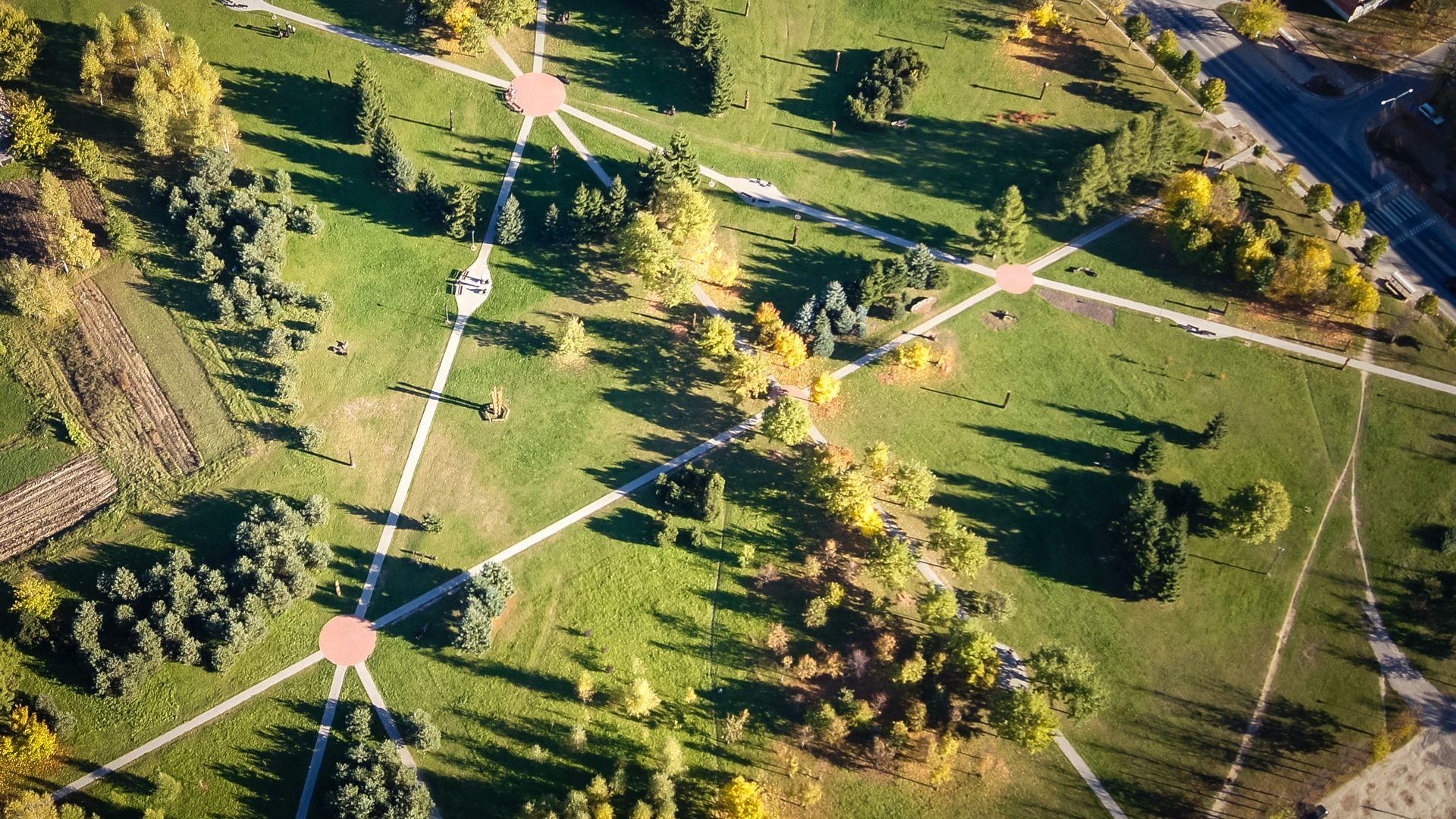 Liongino Šepkos parkas