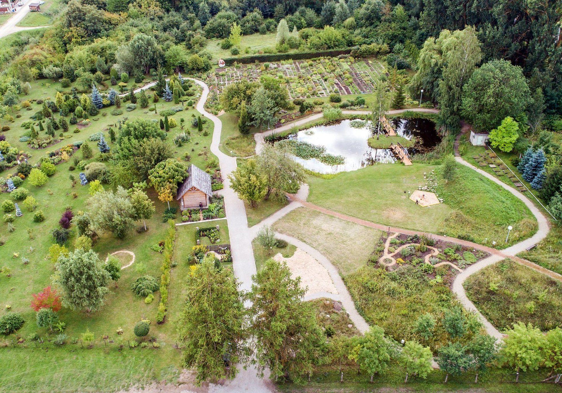 Šiaulių universiteto botanikos sodas