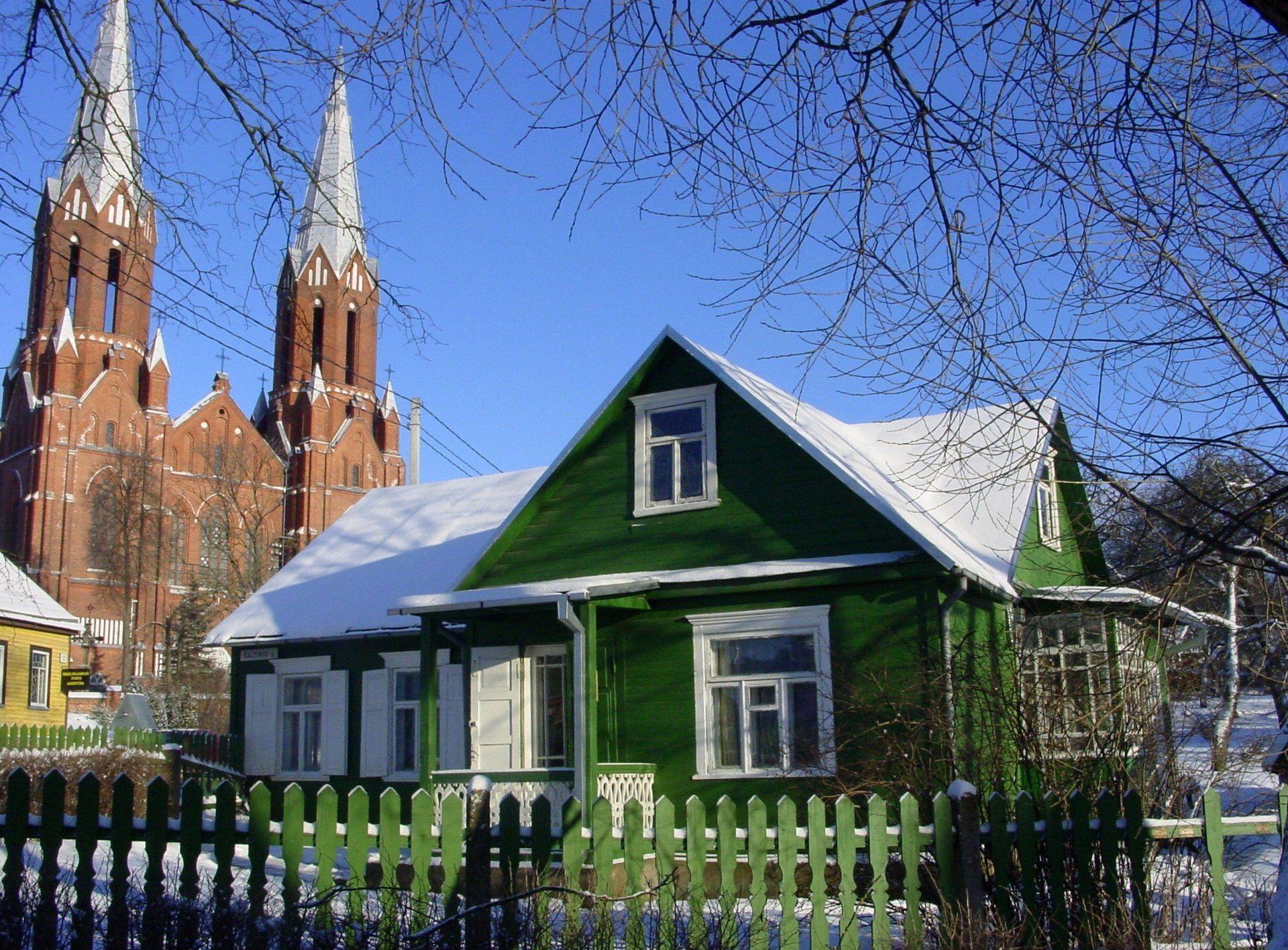 Rašytojos Bronės Buivydaitės memorialinis namas – muziejus