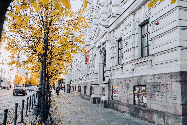 Okupacijų ir laisvės kovų (KGB) muziejus