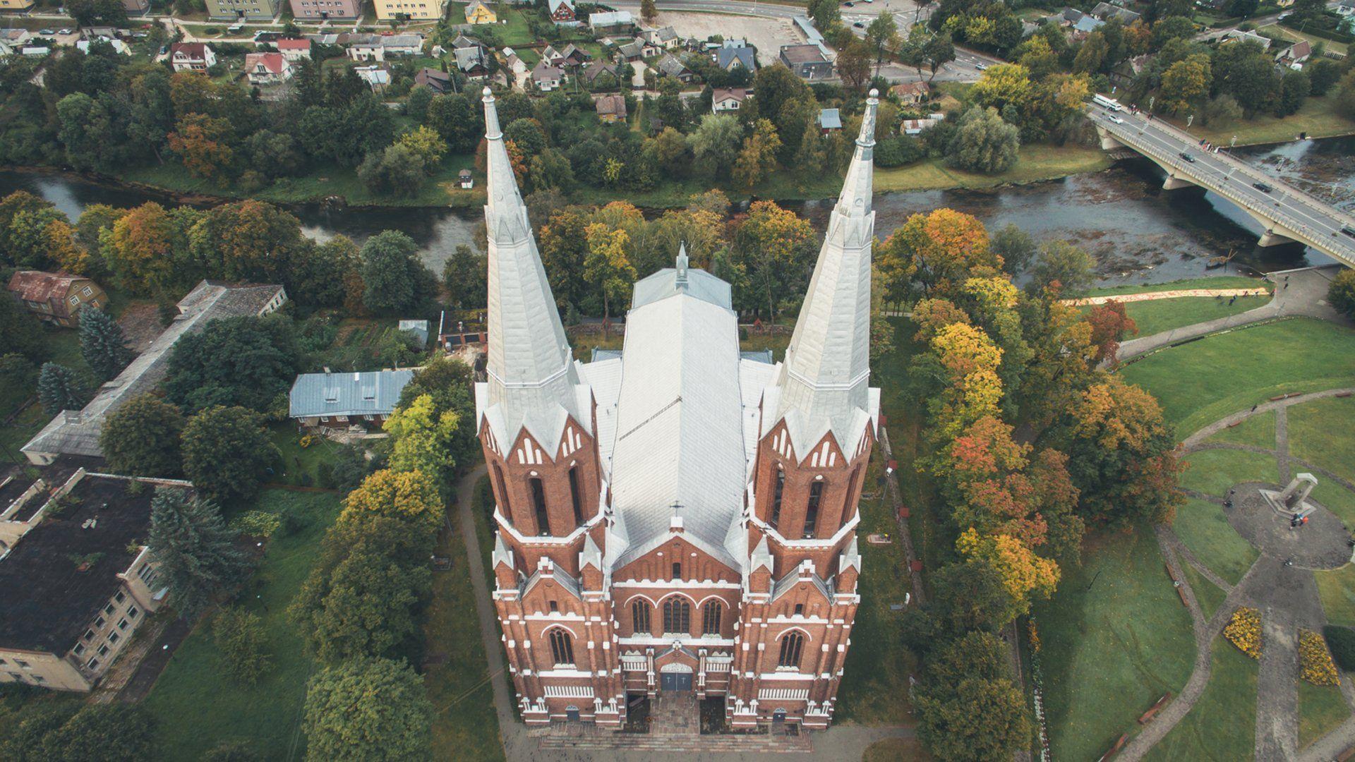 Šv. Mato bažnyčios apžvalgos aikštelė